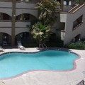 Swimming pool at Red Roof Inn Victorville