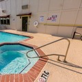 Swimming pool at Red Roof Plus+ Huntsville