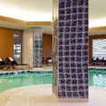 Swimming pool at Renaissance Boston Patriot Place Hotel