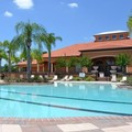 Swimming pool at Rent Vacation Homes Orlando