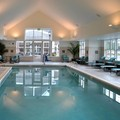 Swimming pool at Residence Inn Akron / Fairlawn