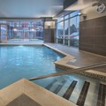 Swimming pool at Residence Inn Boston Bridgewater