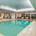 Swimming pool at Residence Inn Boston Brockton