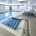 Swimming pool at Residence Inn Boston Marlborough