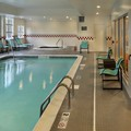 Swimming pool at Residence Inn Danbury