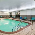 Swimming pool at Residence Inn Downtown Chattanooga