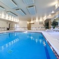 Swimming pool at Residence Inn Flint