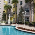 Swimming pool at Residence Inn Fort Lauderdale Airport & Cruise Por