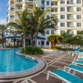 Swimming pool at Residence Inn Fort Lauderdale Pompano Beach / Oceanfront