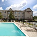 Swimming pool at Residence Inn Houston Sugar Land