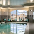 Swimming pool at Residence Inn Kansas City at the Legends