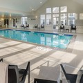 Swimming pool at Residence Inn Largo Capital Beltway