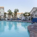 Swimming pool at Residence Inn Las Vegas South