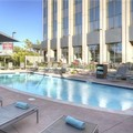 Swimming pool at Residence Inn Los Angeles Lax / Century Blvd