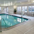 Swimming pool at Residence Inn Manassas