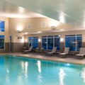Swimming pool at Residence Inn Marriott