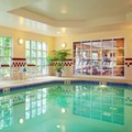 Swimming pool at Residence Inn Marriott Boston / Woburn