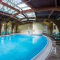 Swimming pool at Residence Inn Marriott Pittsburgh University / Med