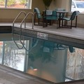 Swimming pool at Residence Inn Pittsburgh Monroeville