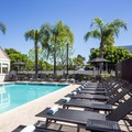 Swimming pool at Residence Inn Placentia / Fullerton