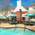 Swimming pool at Residence Inn Sacramento Airport Natomas