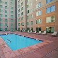 Swimming pool at Residence Inn Sacramento Downtown Capital Park