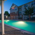 Swimming pool at Residence Inn Salisbury