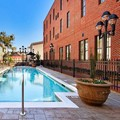 Swimming pool at Residence Inn Savannah Downtown / Historic