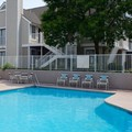 Swimming pool at Residence Inn Sharonville / North Cincinnati