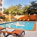 Swimming pool at Residence Inn Tampa Downtown