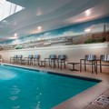 Swimming pool at Residence Inn Washington DC / Capitol