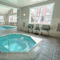Swimming pool at Residence Inn Woodbridge Edison Raritan Center