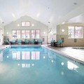 Swimming pool at Residence Inn Woodbridge / Edison Raritan Center
