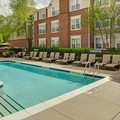 Swimming pool at Residence Inn by Marriott