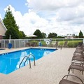 Swimming pool at Residence Inn by Marriott Baton Rouge Siegen Lane