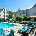 Swimming pool at Residence Inn by Marriott Boston Andover