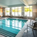 Swimming pool at Residence Inn by Marriott Boston / Concord