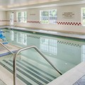 Swimming pool at Residence Inn by Marriott Boston Franklin