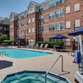 Swimming pool at Residence Inn by Marriott Cleveland Beachwood