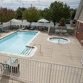 Swimming pool at Residence Inn by Marriott Grand Rapids West