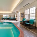 Swimming pool at Residence Inn by Marriott Indianapolis Fishers