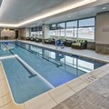 Swimming pool at Residence Inn by Marriott Kansas City Downtown / Convention