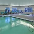 Swimming pool at Residence Inn by Marriott Mystic Groton