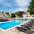 Swimming pool at Residence Inn by Marriott Pittsburgh Airport