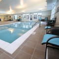 Swimming pool at Residence Inn by Marriott of Coralville / Iowa Cit