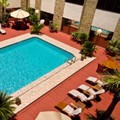 Swimming pool at Riverwalk Plaza Hotel & Suites