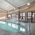 Swimming pool at Rodeway Inn