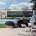 Swimming pool at Rodeway Inn & Conference Center