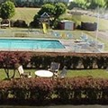 Swimming pool at Rodeway Inn Fallsview