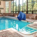 Swimming pool at Rodeway Inn (Previously The Grandvillage Inn)